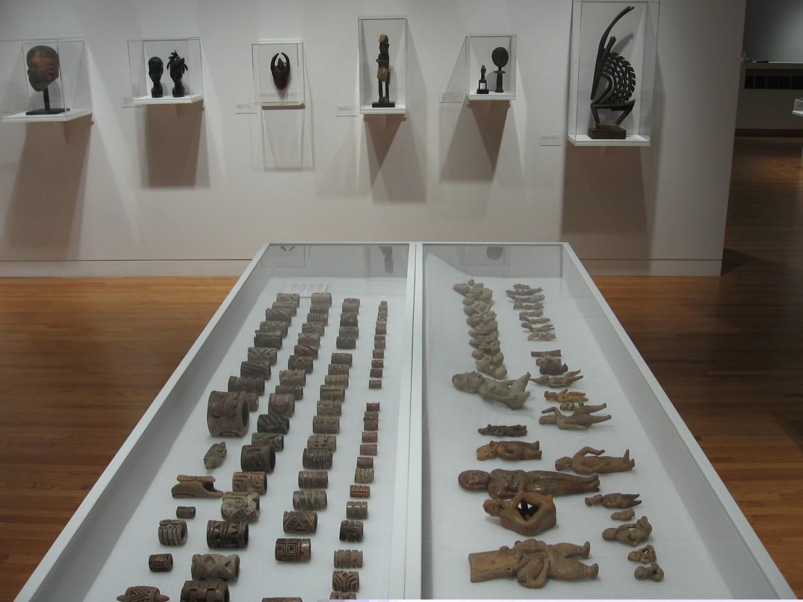Collectionner. Déclinaison des pratiques, détail de l'installation. Photo : Paul Smith.