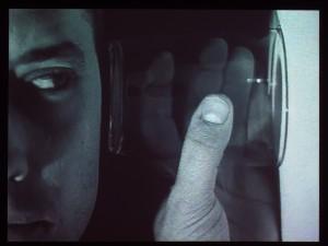 Nelson Henricks, Shimmer, 1995. Image tirée de la vidéo, avec l'aimable concours de l'artiste.