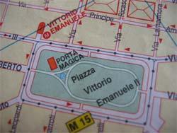 Nelson Henricks, Map of the City, 2006. Image tirée de la vidéo, avec l'aimable concours de l'artiste.