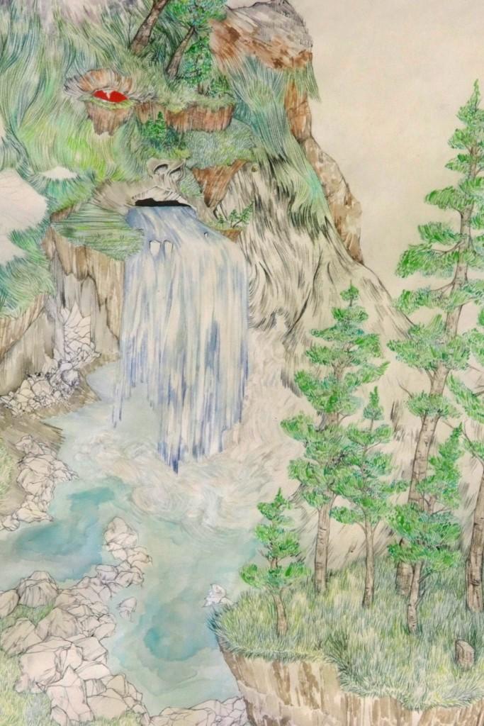 Marigold Santos, land asuang, 2009. Avec l'aimable concours de l'artiste/Courtesy of the artist.