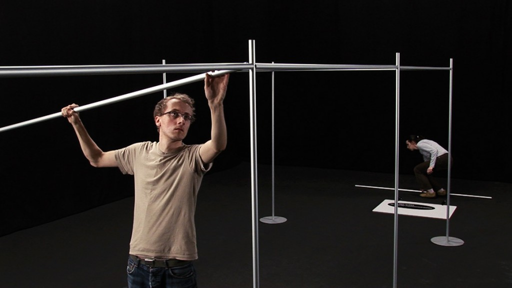 Martin Beck, About the Relative Size of Things in the Universe, 2007. Image tirée de la vidéo, avec l'aimable concours de l'artiste/Video still, courtesy of the artist.
